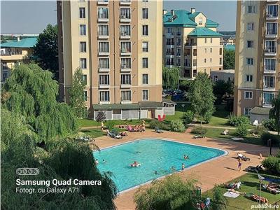 Apartament lux cu piscina