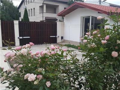 Vila de inchiriat Barbu Vacarescu 350mp - ID 282