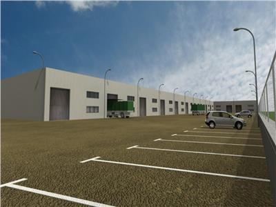 warehouse for rent Afumati area - 500-1800sqm