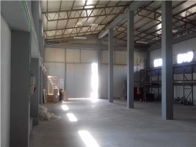 Spatiu industrial 400mp Voluntari